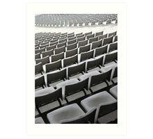 Stadium Art Print