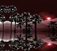 Paradise by Dennis Begnoche Jr.