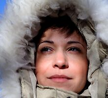 Little EsKimo Girl by Georgi Bitar