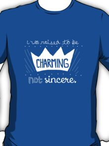 Prince Charming Into The Woods T-Shirt