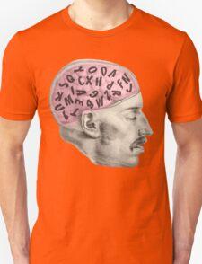 The brain... Unisex T-Shirt