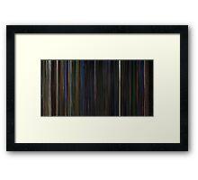 Beetlejuice (1988) Framed Print
