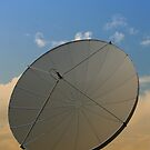 satellite dish, los angeles, ca by rmenaker
