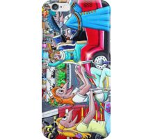 The Parade iPhone Case/Skin