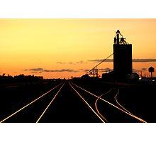 Silence on the Prairies... Photographic Print