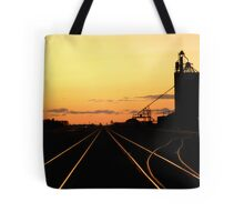 Silence on the Prairies... Tote Bag