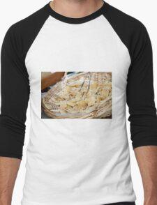 dried bananas Men's Baseball ¾ T-Shirt