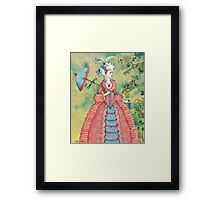 Lady Bird Framed Print