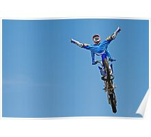 Showtime FMX Yamaha Freestyle Team VI Poster