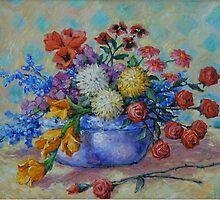 Flowers #2 by HDPotwin