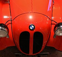 Red BMW by Maistora