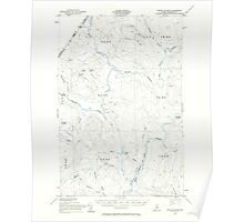Maine USGS Historical Map Seven Islands 460866 1955 24000 Poster