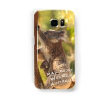 Koala & Cub - MAD About Western Australia (Galaxy Case) Samsung Galaxy Case/Skin