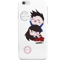 Cute Couple ~~ iPhone Case/Skin