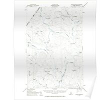 Maine USGS Historical Map Seven Islands 460867 1955 62500 Poster