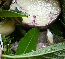 Garlic soup by lucindadodds