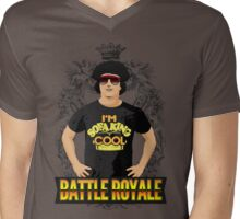 Battle Royale! Mens V-Neck T-Shirt