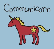 Communicorn (Communist Unicorn) by jezkemp