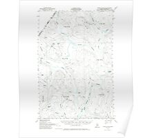 Maine USGS Historical Map Seven Islands 460868 1955 62500 Poster