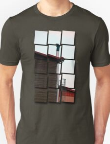 Some boring building with a chimney | architectural photography Unisex T-Shirt