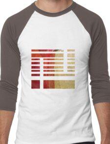 Vintage spiritual Men's Baseball ¾ T-Shirt