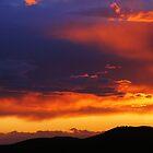 Sunset in Elba 2 by gluca