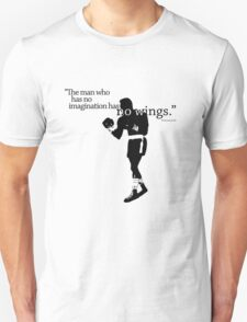 Almost Famous Quotes Series 1 - Muhammad Ali T-Shirt