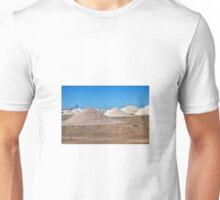 Opal mining. Unisex T-Shirt