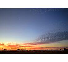 Florida Sunrise Photographic Print