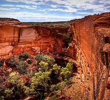 Head of the Canyon, 24 September 2008 by Steven Pearce