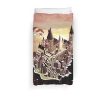 Hogwarts series (year 5: the Order of the Phoenix) Duvet Cover