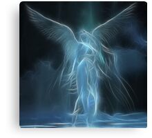 Sarah's Angel Canvas Print