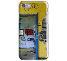 The writings on the Wall iPhone Case/Skin