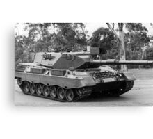 My Tank  Canvas Print