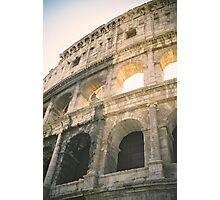 Roman Coliseum, Rome Photographic Print