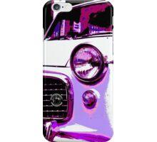 old car iPhone Case/Skin