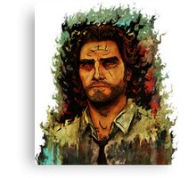 The Wolf Among Us Canvas Print