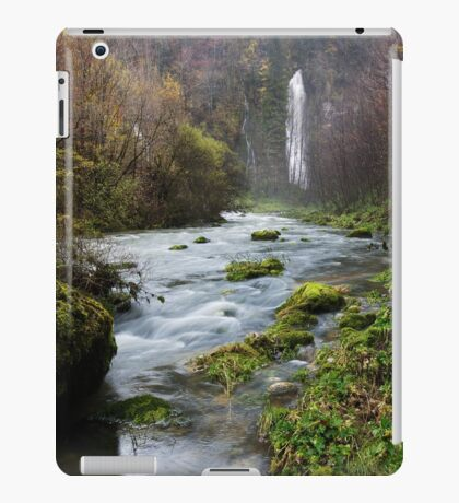 End of the valley iPad Case/Skin