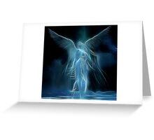 Sarah's Angel Greeting Card