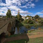 Richmond Bridge, Tasmania by groophics