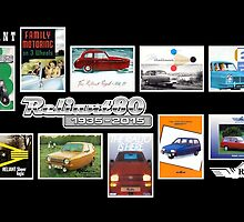 Reliant 80 years  by car2oonz