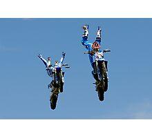Showtime FMX Yamaha Freestyle Team VII Photographic Print