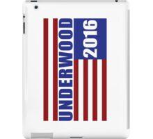 House of Cards - Underwood 2016 iPad Case/Skin