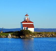 The greatest little lighthouse in Canada by Karen Cook