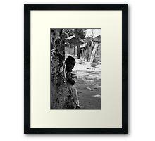 Malawi Princess Framed Print