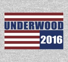 House of Cards - Underwood 2016 Kids Clothes
