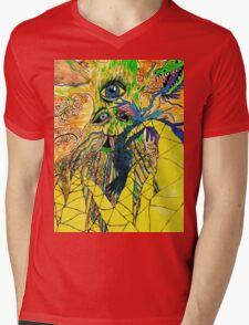scuba #8 eddie tree Mens V-Neck T-Shirt