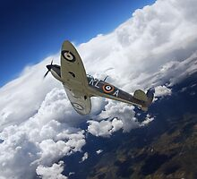 Spitfire Free  by J Biggadike
