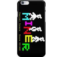 Manic Miner v2 iPhone Case/Skin