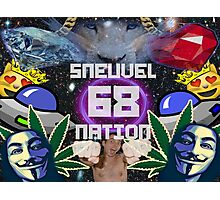 Sneuvel Nation - 68 Photographic Print